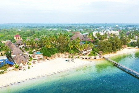 Paradise Beach Resort (4*) - All Inclusive - Zanzibar v listopadu