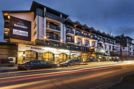Mpm Bansko Spa And Holidays