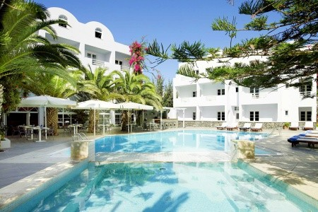 Hotel Afroditi Venus Beach & Spa - Lázně