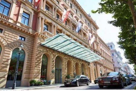 Hotel Palais Hansen Kempinski Vienna *****Sup. - ubytování