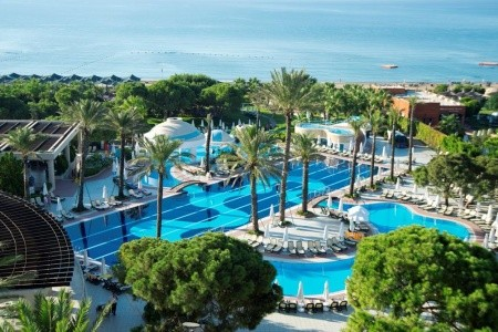 Limak Atlantis De Luxe Hotel And Resort, Turecko, Belek