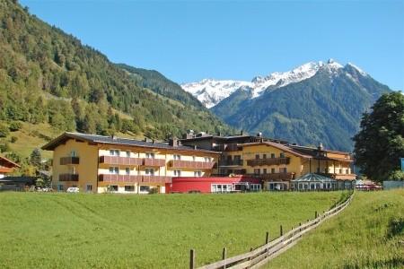 Hotel Lampenhäusl *** - Léto 2021 - Rakousko v říjnu - slevy