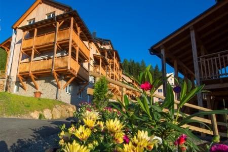 Hotel Almresort Nassfeld **** - Léto 2021 - Rakousko v září