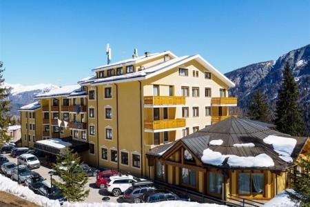 Park Hotel Folgarida**** - Zima 2020/21