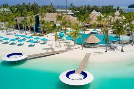 Kandima Maldives 5* - Sleva Až 35% A Večeře Zdarma, Maledivy,
