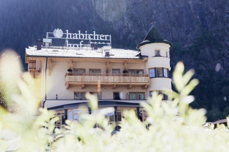 Hotel Habicherhof **** Oetz