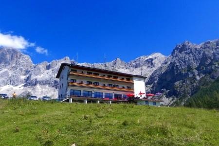 Dachstein - Ramsau Am Dachstein - v září