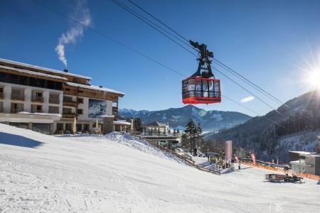 Alpine Resort Zell Am See S Bazénem – Zell Am See, Rakousko, Kaprun / Zell am See