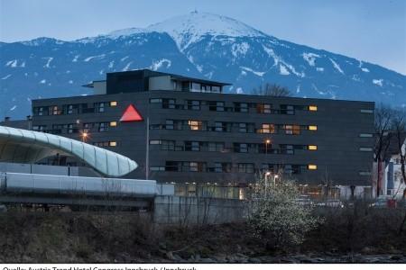 Austria Trend Congress Innsbruck (Ei) - first minute