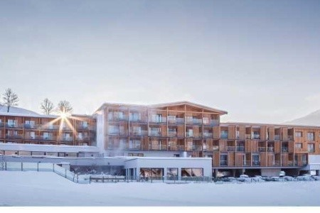 Sportresort Hohe Salve - Last Minute Skiwelt Brixental