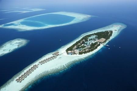 Vilamendhoo Island Resort & Spa 4* !!!All Inclusive Za Cenu Plné Penze!!!, Maledivy, Atol Ari