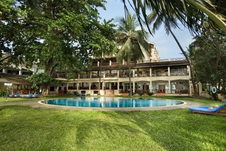 Neptune Beach Resort 4* - All Inclusive - Mombasa - Keňa