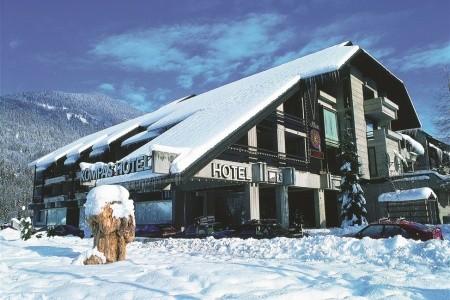 Hotel Kompas - jarní dovolená