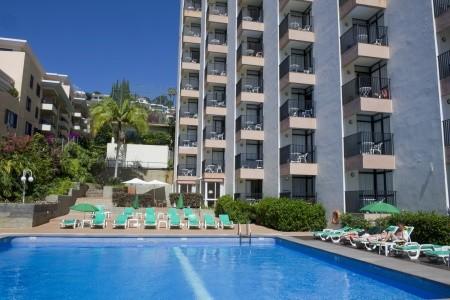 Hotelový Komplex Dorisol - Madeira  se snídaní v srpnu - od Invia