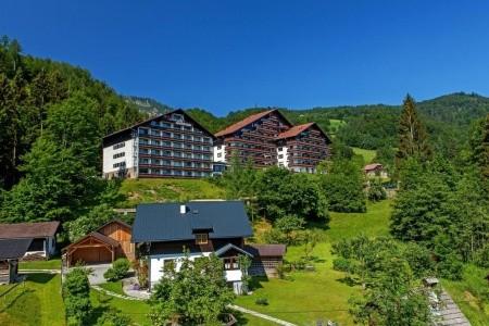 Alpenhotel Dachstein Bad Goisern, Rakousko, Dachstein West