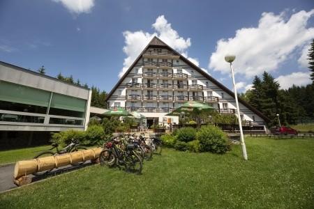 Hotel Ski - v únoru