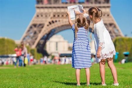 Paríž pre deti 2021 - Francie letecky z Vídně