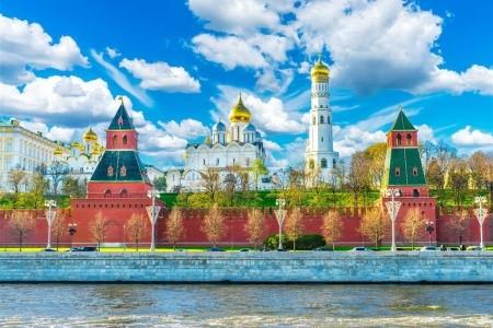 Moskva a Petrohrad 2021 Snídaně