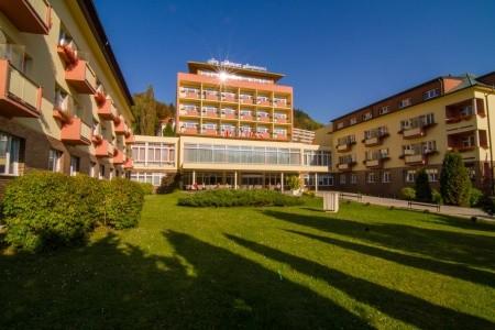 Spa Resort Sanssouci - Karlovy Vary v únoru