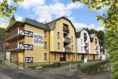 Spa Hotel Děvín - Ubytování Západní Čechy
