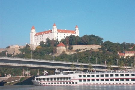 Plus - Bratislava - v květnu
