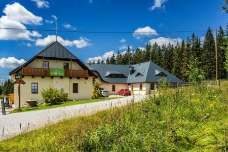 Horský Hotel Hájenka - Dovolená na Šumavě