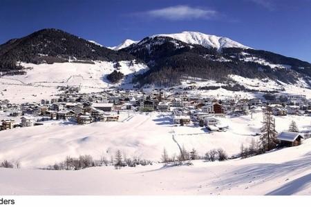 Appartements Kristall (Ei) - Rakousko v únoru