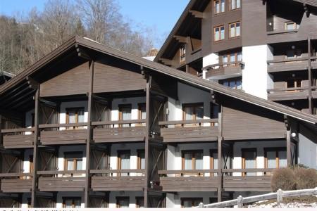 Alpenlandhof (Ei) - Rakousko v dubnu