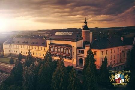 Chateau Hotel Zbiroh: Rekreační Pobyt Se Snídaní - 5 Nocí, Česká republika, Střední Čechy