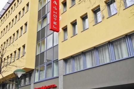 Hotel Best Western Plus Amedia Wien - v lednu