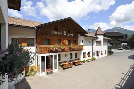 Hotel Digon*** Ortisei - Val Gardena 2021 | Dovolená Val Gardena 2021