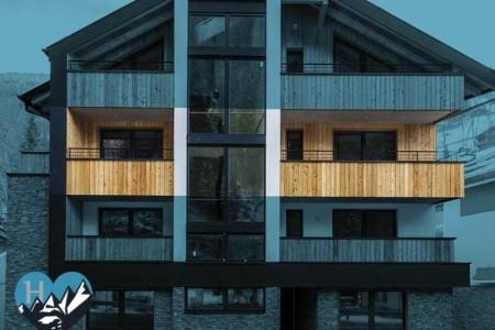 Aparthotel Herzblick - zimní dovolená