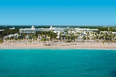 Riu Palace Bavaro - Punta Cana - Dominikánská republika