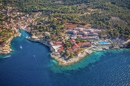Hotel Vitality Punta, Chorvatsko, Lošinj