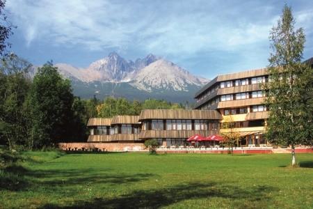 Hotel Sorea Titris, Tatranská Lomnica