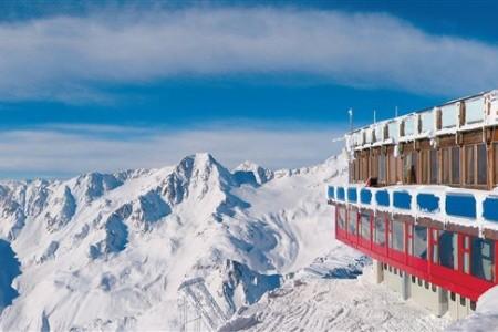 Glacier Hotel Grawand