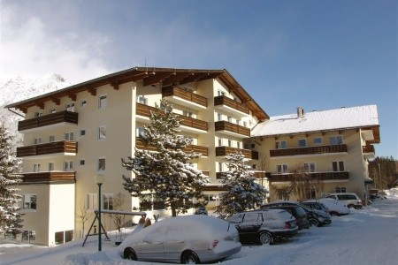 Hotel Post - v lednu