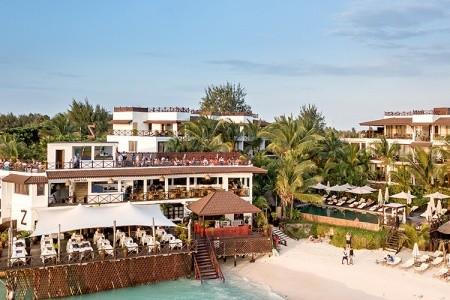 The Z Hotel - Zanzibar s plnou penzí