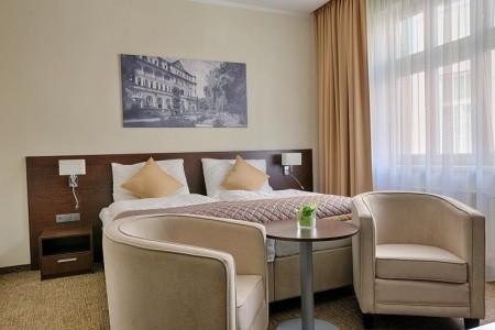 Pro Patria Ensana Health Spa Hotel: Zdraví V Piešťanech 2 Noci