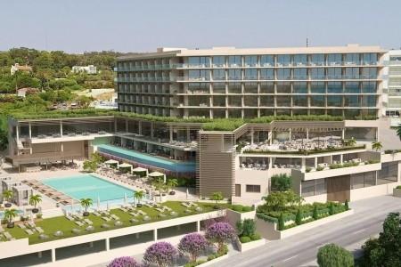 Amarande - Kypr letecky z Bratislavy s plnou penzí v červenci