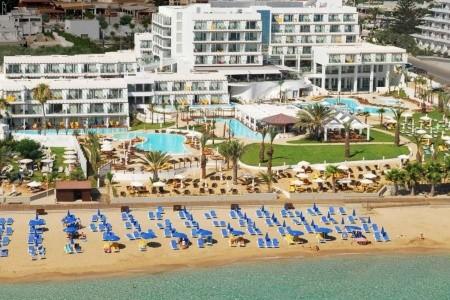 Sunrise Pearl Resort & Spa - Kypr letecky z Bratislavy s polopenzí - zájezdy