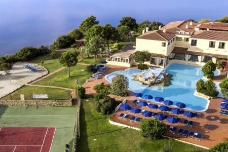 Hotel Colonna Du Golf**** - Golfo Di Cugnana