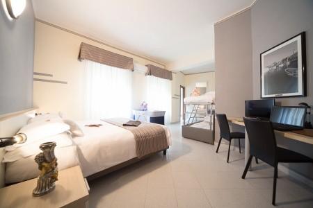 Hotel Villa Igea S Bazénem Mb – Diano Marina - Ligurská riviéra - Itálie