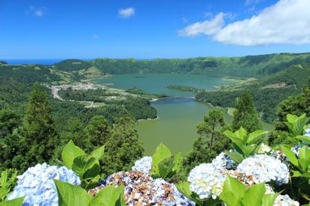Azorské ostrovy pro max. 8 klientů - malý okruh a Lisabon - Portugalsko v srpnu