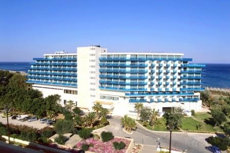 Hotel Calypso Beach - Řecko v srpnu