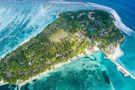 Adaaran Select Hudhuranfushi, Maledivy, Jižní Atol Male