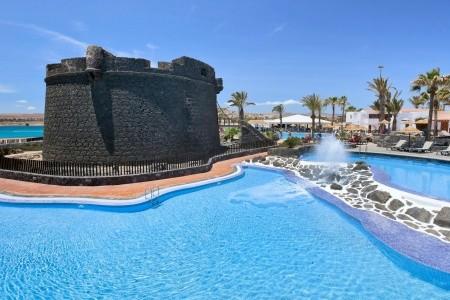 Hotel Barcelo Castillo Beach Resort, Kanárské ostrovy, Fuerteventura