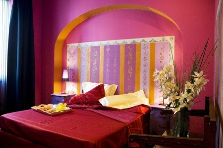 Hotel Bella'mbriana Charme Relax 4* Pig - Follonica