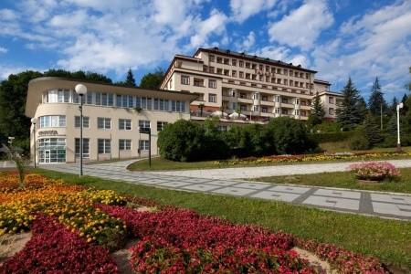 Hotel Palace Luhačovice, Česká republika, Jižní Morava