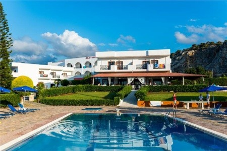 Matheo Hotel Villas And Suits